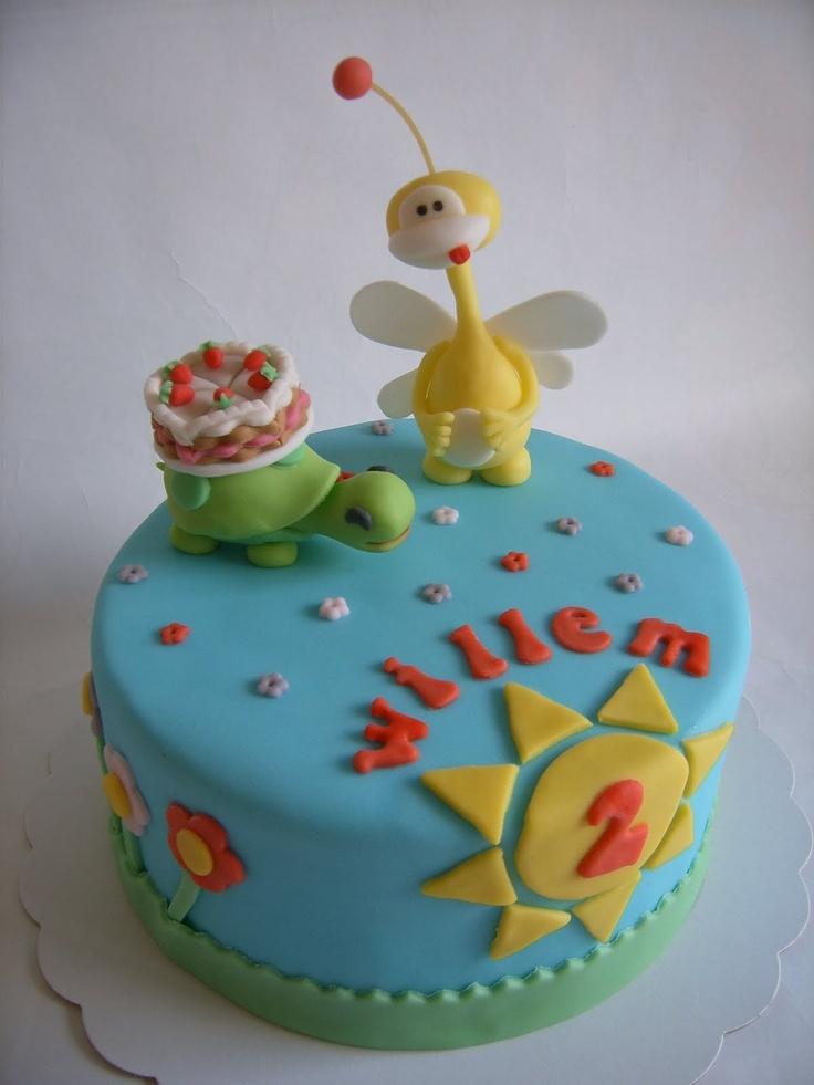 Uki birthday cake