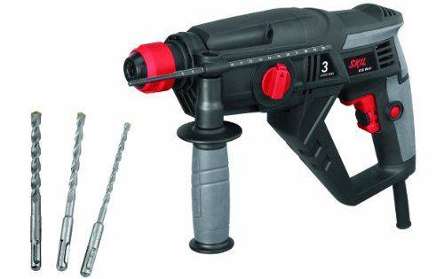 Skil 1743 AA Perforateur 600 W (Import Allemagne): Perforateur pneumatique puissant pour percer le béton sans la moindre difficulté…