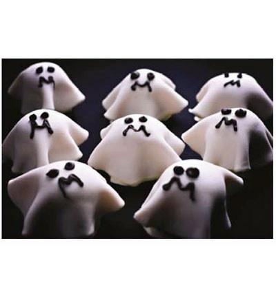 Si buscas postres de Halloween originales, esta receta te encantará. ¿Quieres hacerla en casa? La receta aqui: http://www.soymanitas.com/fotos-recetas-postres-halloween