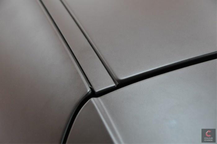 BMW 1 - black matt