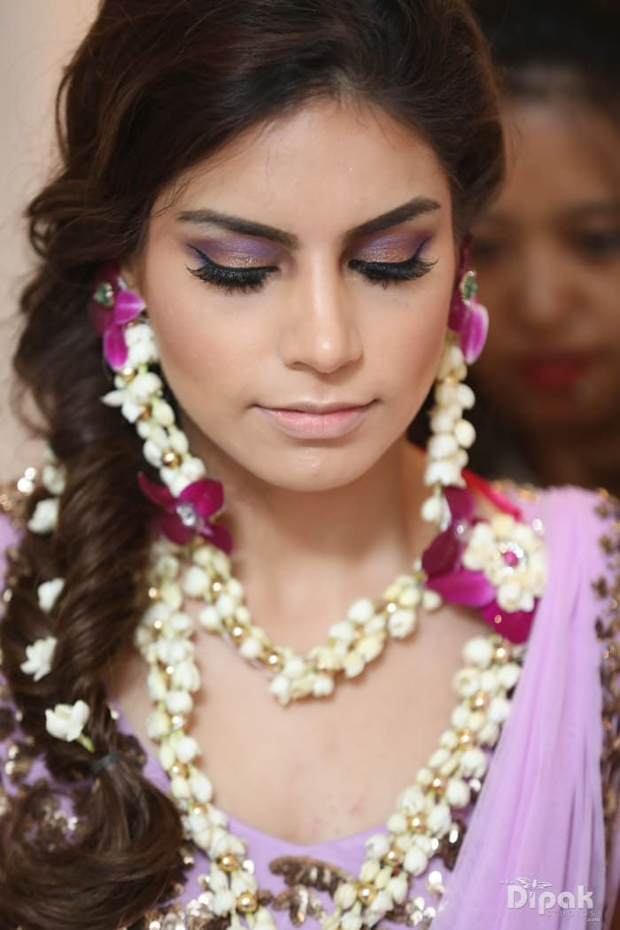 Makeup and Beauty - The Bride! Photos, Hindu Culture, Cream Color, Hairstyle, Make Up, Bridal Makeup pictures, images, vendor credits - Orana Hotels and Resorts, WeddingPlz