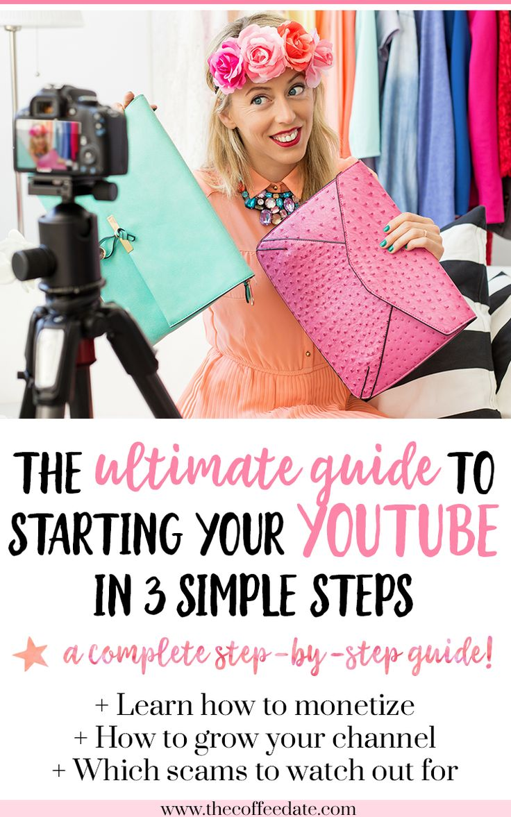 Start & Grow your Youtube channel in 3 simple phases — The Coffee Date