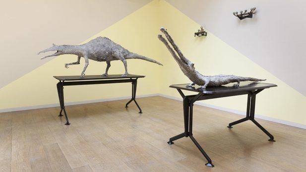francis upritchard dinosaur - Google Search