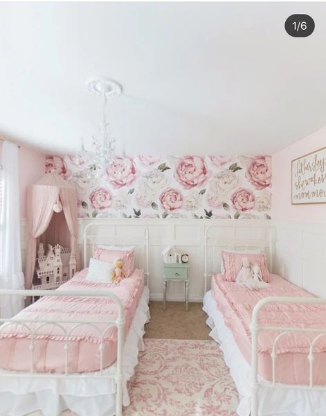 Best Bridgette Wallpaper Self Adhesive In 2020 Kids Room 400 x 300