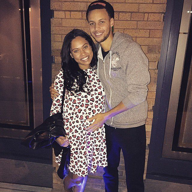 Congratulations to Stephen & Ayesha on the birth of their second baby girl Ryan Caarson Curry.