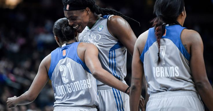 Sylvia Fowles, W.N.B.A. Star, Finds Peace in Unlikely Post-Career Plan
