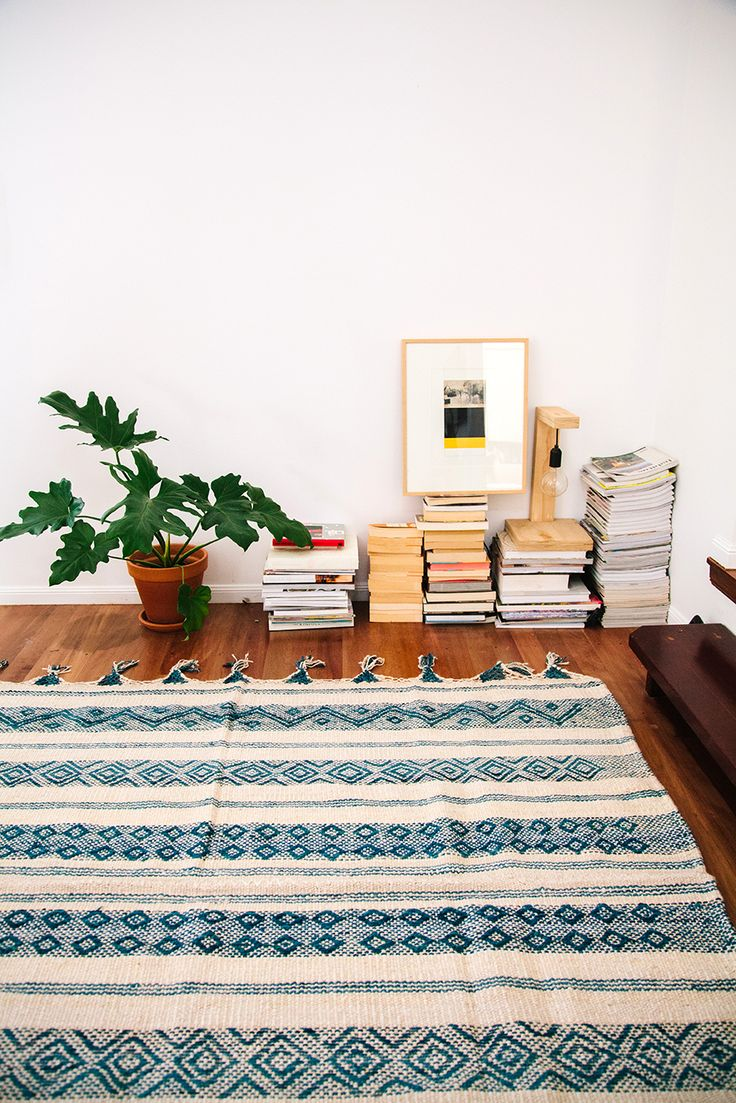 New rugs, handwoven in Argentina #wearepampa Shot at Jordana Henry home in Byron Bay