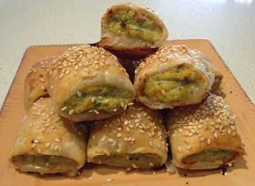 The road to loving my Thermomix: Chicken and Vegetable Sausage Rolls