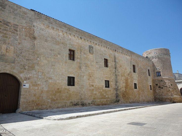 Castello di Acquarica del Capo su 365giorninelsalento.it