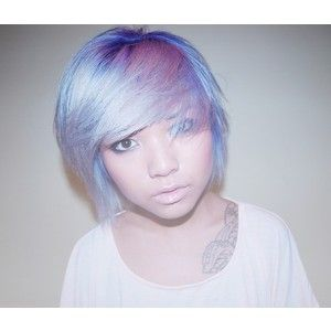 love this haircut, and the color too for that matter
