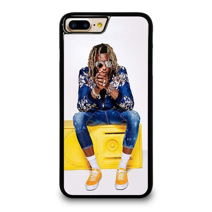YOUNG THUG iPhone 4/4S 5/5S 5C 6/6S 6/6S 7/7S Plus SE