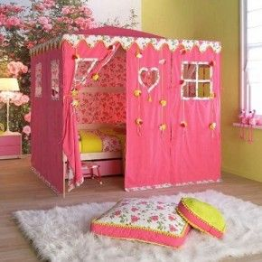 Eğlenceli Çocuk Odası Dekorasyon Fikirleri