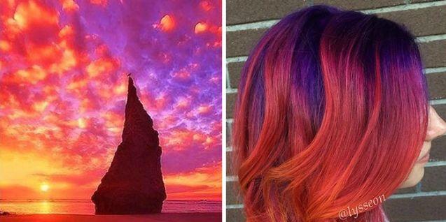 Di questi tempi sui capelli ne stiamo vedendo letteralmente di tutti i colori: dalle tendenze per l'autunno-inverno alle chiome in tinta pastello, giusto per citare un paio di casi. E ora sembra stia prendendo piede un nuovo trend per i capelli: le tinte Galaxy, ispirate, come suggerisce il nome, a una galassia.