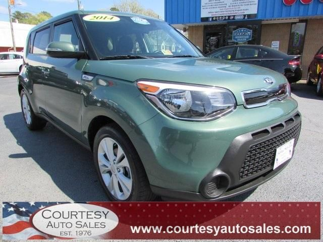 2014 KIA SOUL -- ONLY 39,447 MILES! -- GREAT COLOR! -- Up To 31 MPG! -- Clean CAR-FAX! -- Price INCLUDES A 3 MONTH/3,000 Mile WARRANTY! -- CALL TODAY! * 757-424-6404 * FINANCING AVAILABLE! -- Courtesy Auto Sales SPECIALIZES In Providing You With The BEST PRICE On A USED CAR, TRUCK or SUV! -- Get APPROVED TODAY @ courtesyautosales.com * Proudly Serving Your USED CAR NEEDS In Chesapeake, Virginia Beach, Norfolk, Portsmouth, Suffolk, Hampton Roads, Richmond, And ALL Of Virginia SINCE 1976!