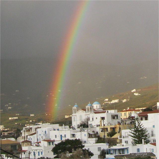 My Andros: Έχεις δει ποτέ τη βροχή