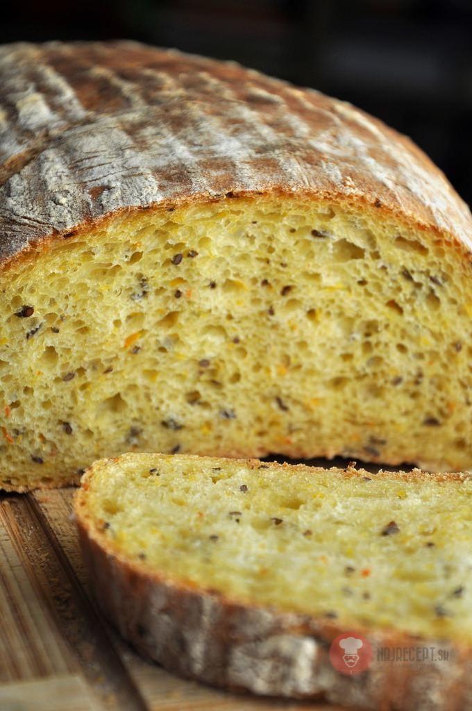 Recept naTekvicový chleba.
