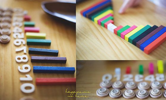 Lots of simple maths provocations to encourage more maths play at home or in the classroom from Happiness Is Here