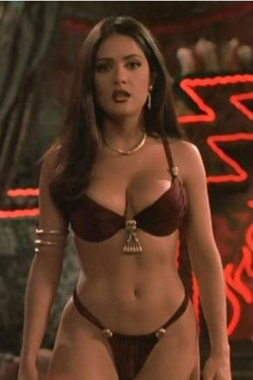 Salma Hayek Is A Great Actress And Y Woman Who Showed Her Charms In Several Films See Hot Pics Of Scenes From Movies