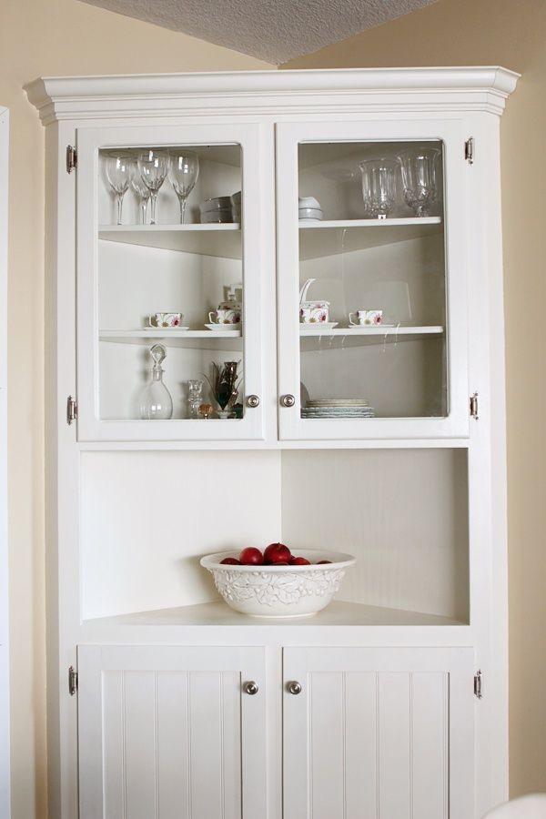 Dining Room Corner Cabinet   Corner Cabinets