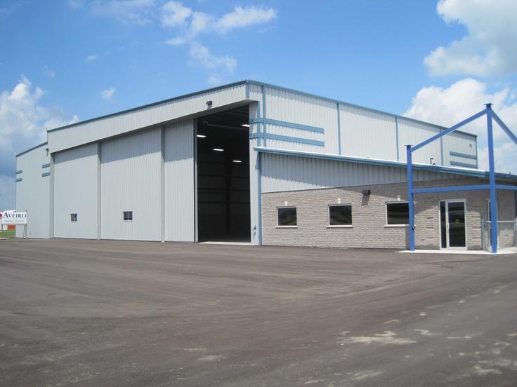 Richards Wilcox Hangar Doors  Hamilton Airport  Greater Toronto Airport    sales@wilcoxdoor.com