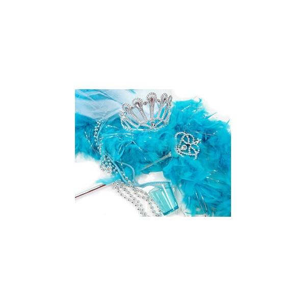 Something Blue for the Bride Kit: Bachelorette Party Superstore - Bachelorette Party Supplies ($20) found on Polyvore