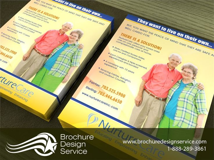 example of pamphlet design