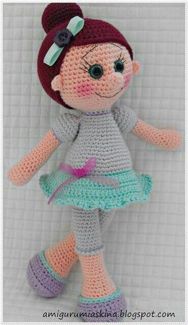 Doll. Bailarina