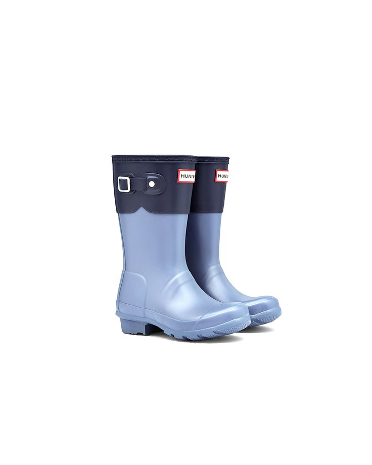 For Children: @hunterboots Moustache Wellington Boots £60.00