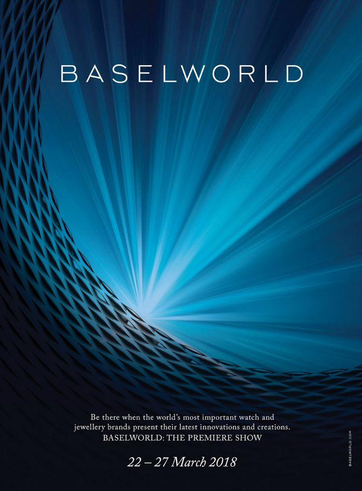 Introducing The 2018 Edition of The Prestigious BaselWorld http://mydesignagenda.com/introducing-the-2018-edition-of-the-prestigious-baselworld/