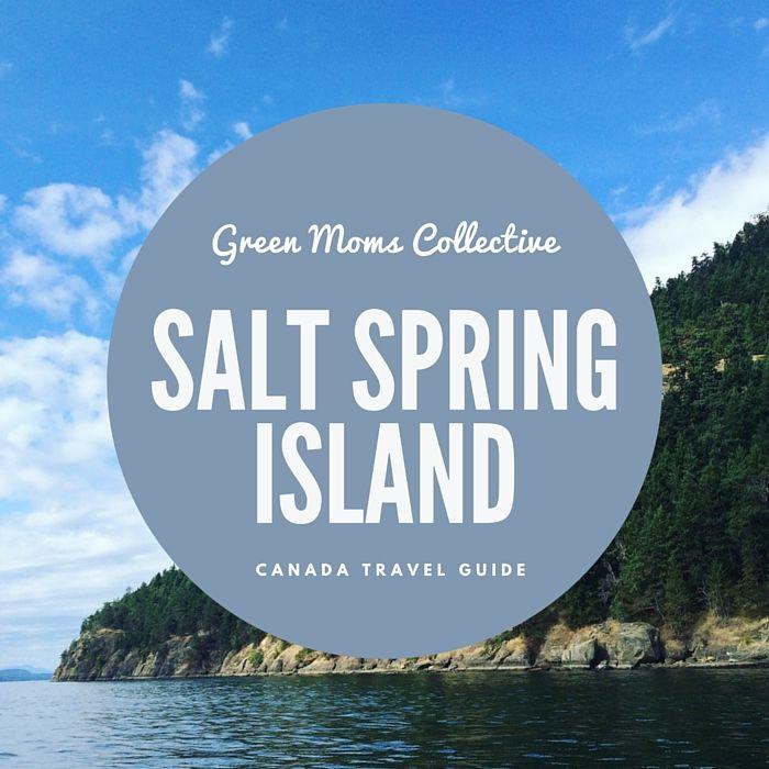 Canada Travel Guide Salt Spring Island