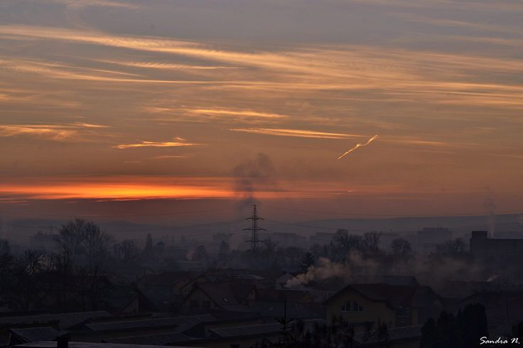 #sunrise #cluj #romania