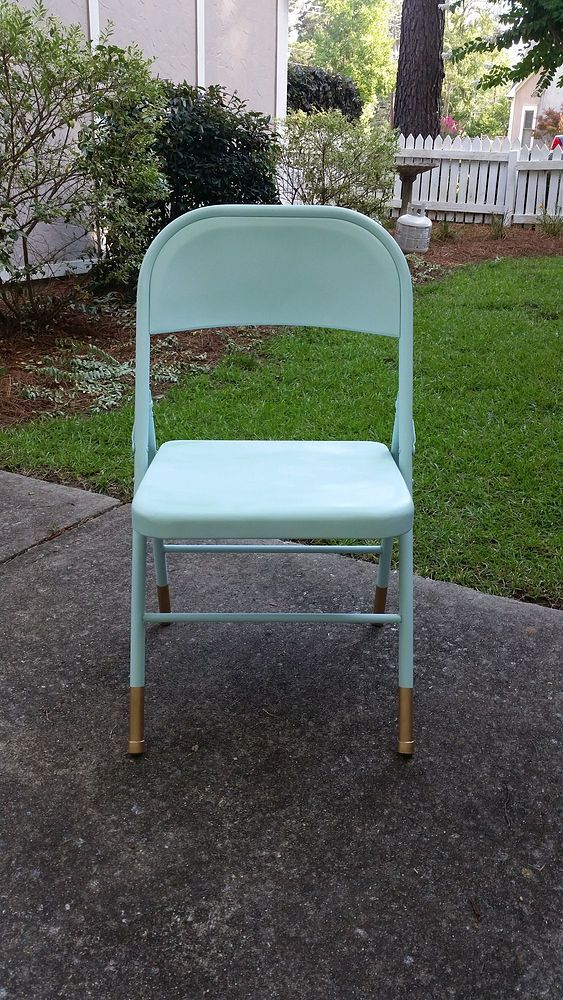 1000 Ideas About Painted Metal Chairs On Pinterest Paint Metal Metal Lawn Chairs And Metal