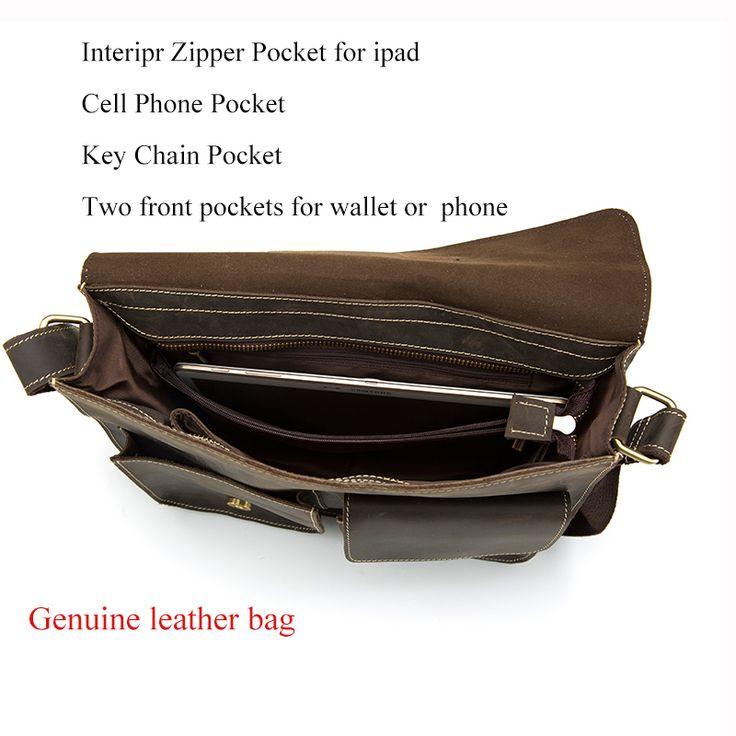 МVA  сумка кожаная большая мужская сумка мужская подлинная кожаная сумка мужские сумки из натуральной кожи сумка через плечо мужская сумочки Мужчины портфель мужская кожанная сумка Портфель Повседневный Тотализаторов