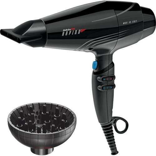 BaByliss Pro Ferrari Rapido Dryer with Diffuser – Jewel-Collection.Net