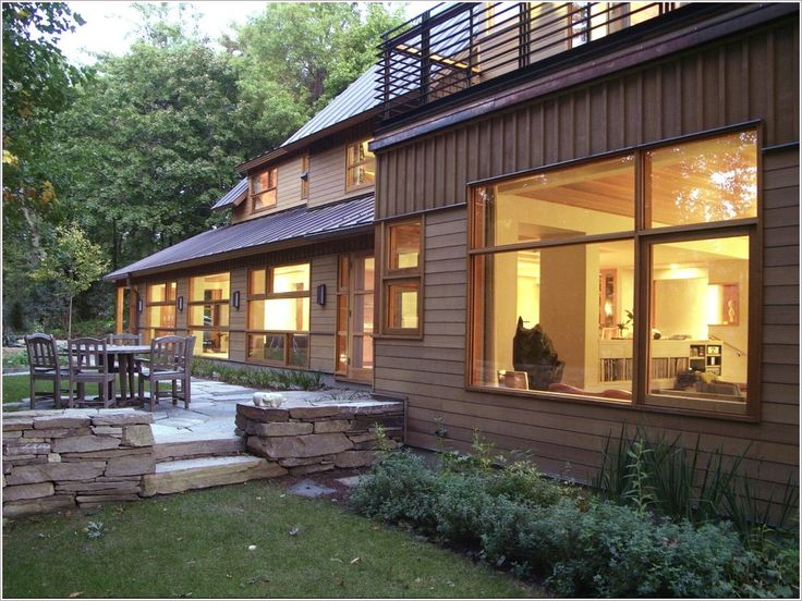 17 best architecture images on pinterest modern for Cheap siding options