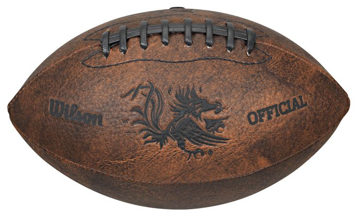 South Carolina Gamecocks Football - Vintage Throwback - 9 Inches (backorder)