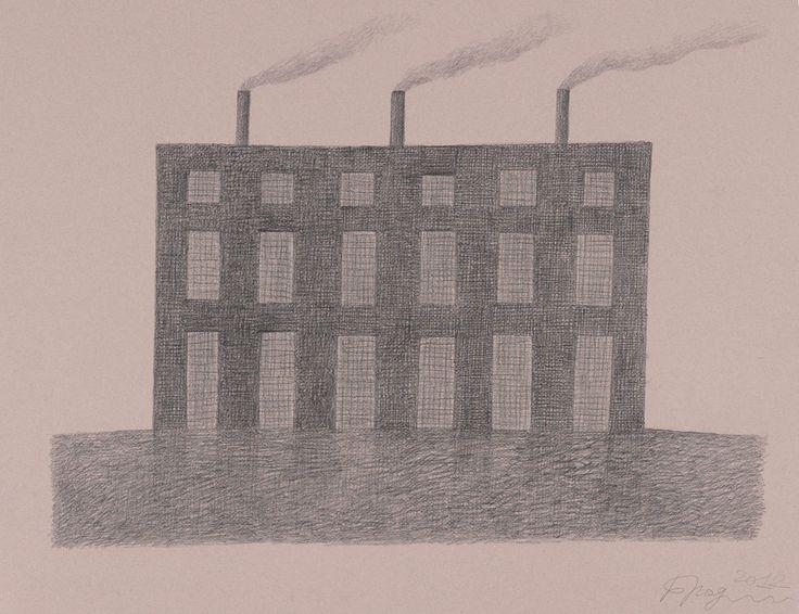 Explore Alexander Brodsky's Architectural Fantasy at Berlin's Tchoban Foundation