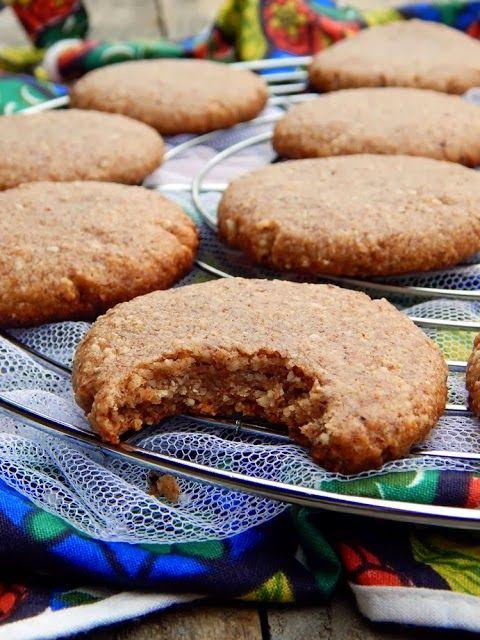 Keksz Blog: Svéd gyömbéres keksz paleora komponálva