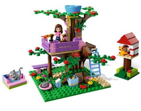 Shop LEGO® Friends Olivia's Tree House