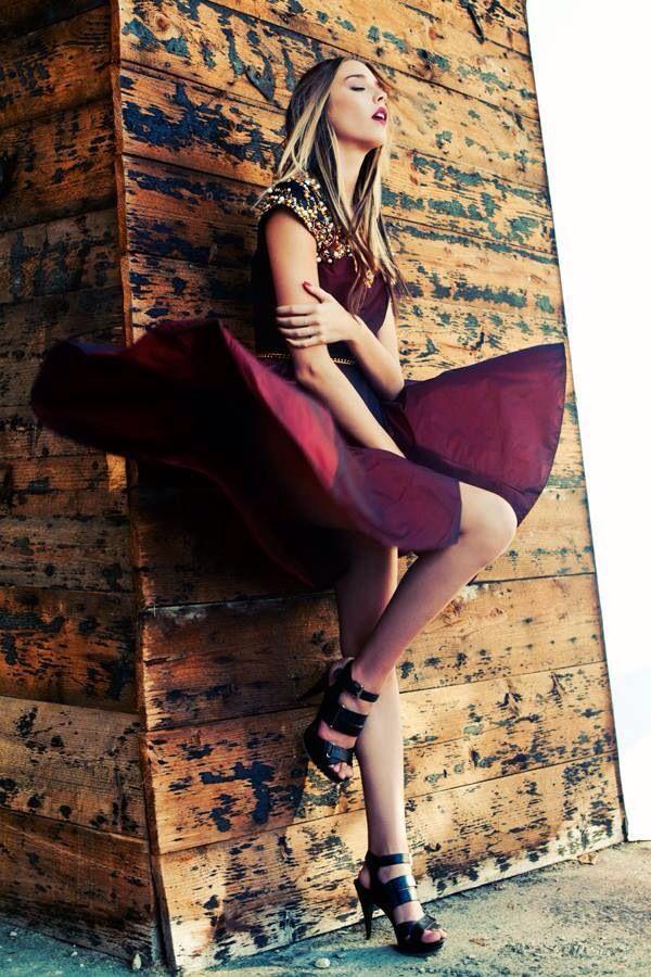 "Autumn collection ""neutral_001"" komosny_kostkova Photo: Monika Bagalova Model:Marcela C/exitmm Makeup and hair: Anna Adamickova/joico"
