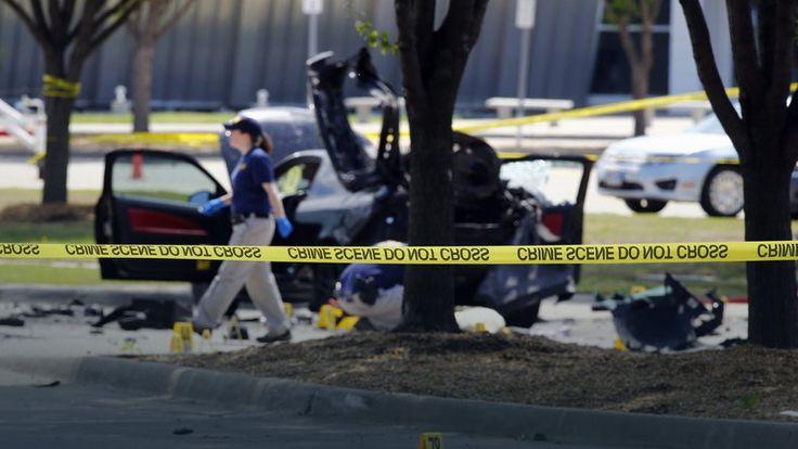 Państwo Islamskie przyznała się do strzelaniny w Teksasie #ISIS #terroryzm