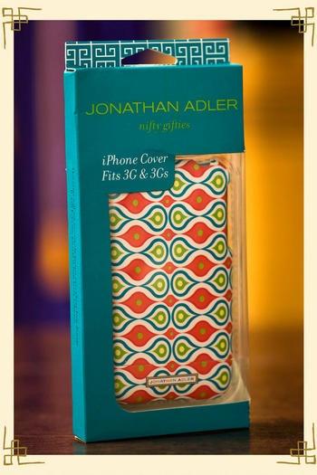 Jonathan Adler 3G & 3Gs iPhone Cover.