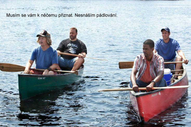 Machři (Grown Ups) | FilmFan.cz