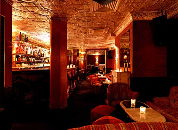Le ballroom du restaurant The Beef club, 52 Rue Jean Jaques Rousseau, Paris 1 Les halles