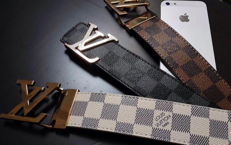 Cinturones LV