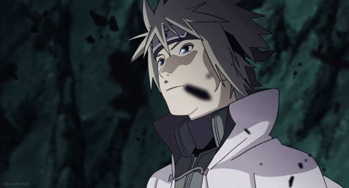 I wish I could get over the fact that Minato is so awesome, but I can't. I really can't.