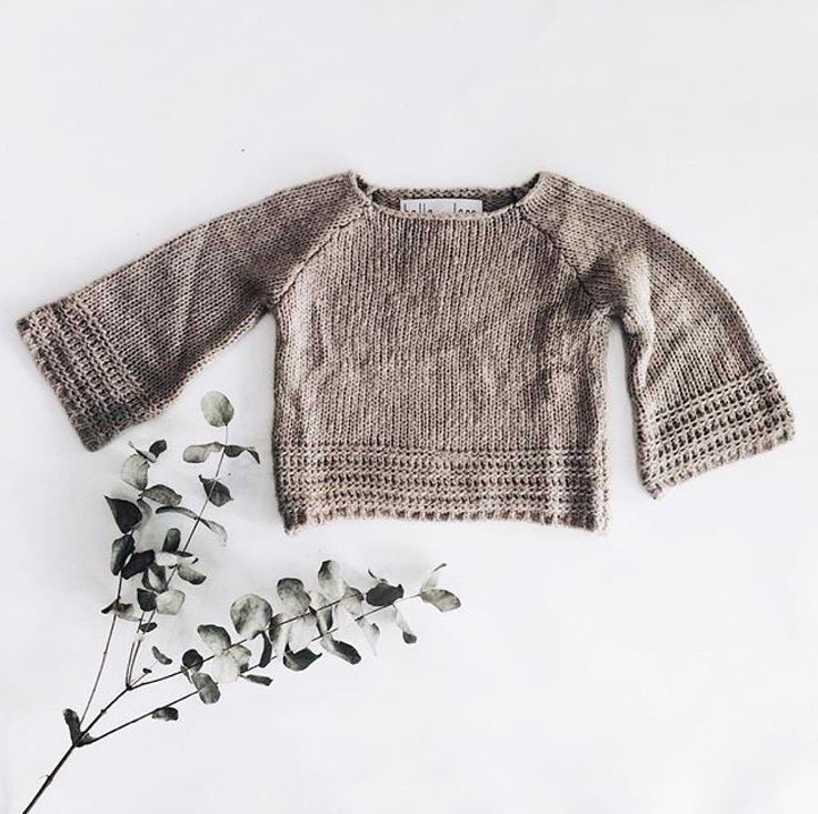 Bella and Lace - Gracie Knitted Jumper