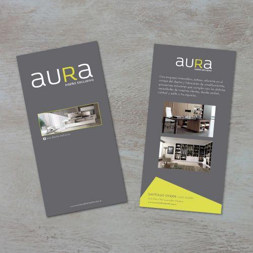 Re-diseño de marca y folletos institucionales