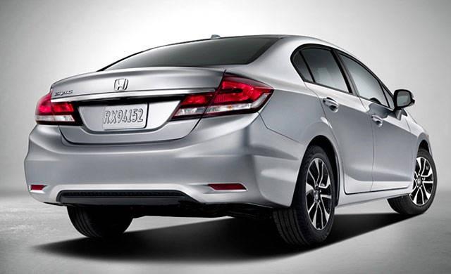 2013 Honda Civic – 2012 Los Angeles Auto Show - New Honda Civic Gets Extensive Makeover