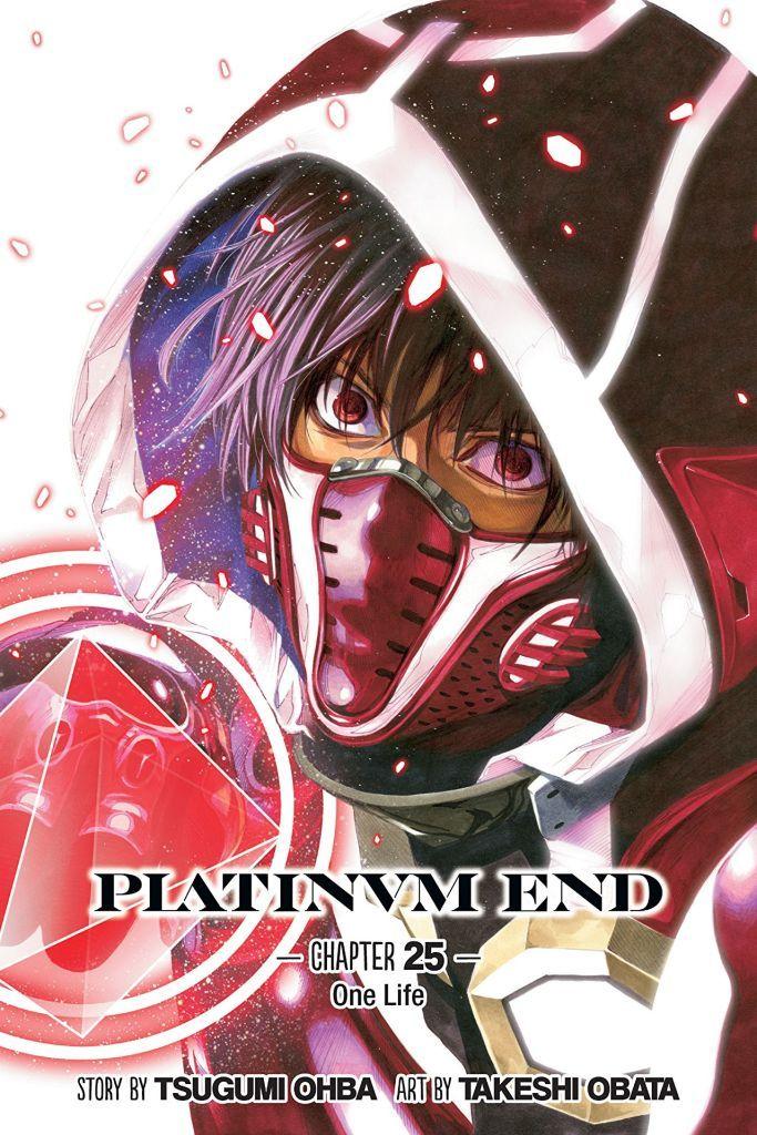 Platinum End La Lucha por el Trono de Dios La Cueva